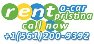 rent a car prishtina